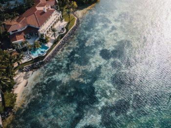 Celebrity-Spotting on Little Palm Island