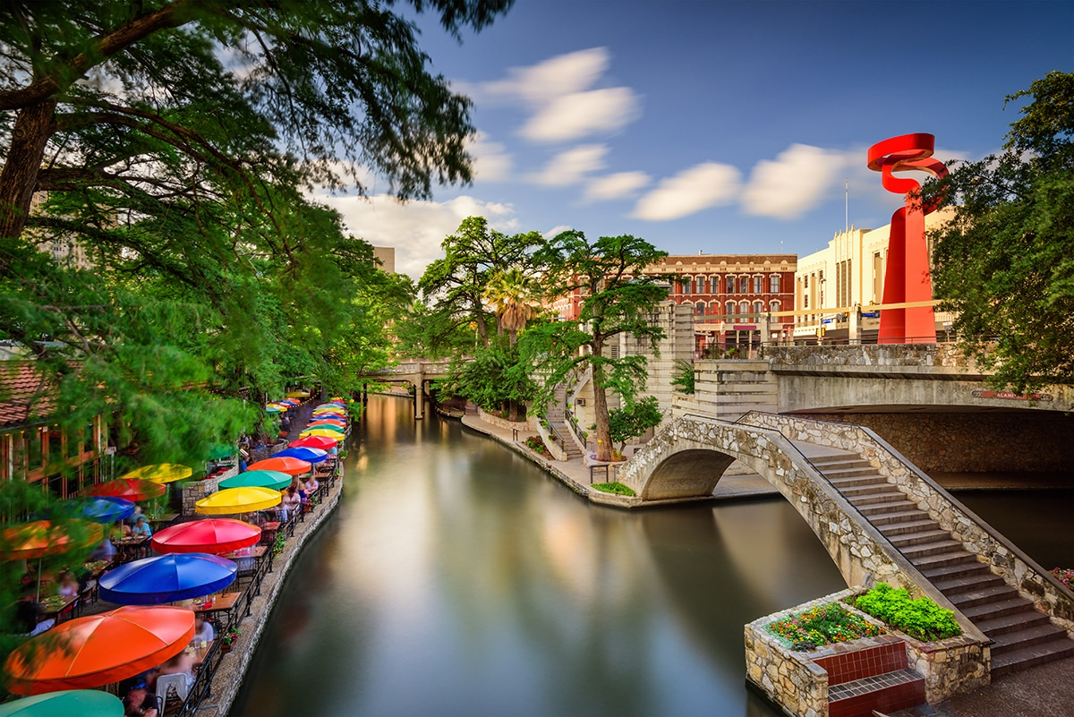 Go-To Stops on a San Antonio Adventure