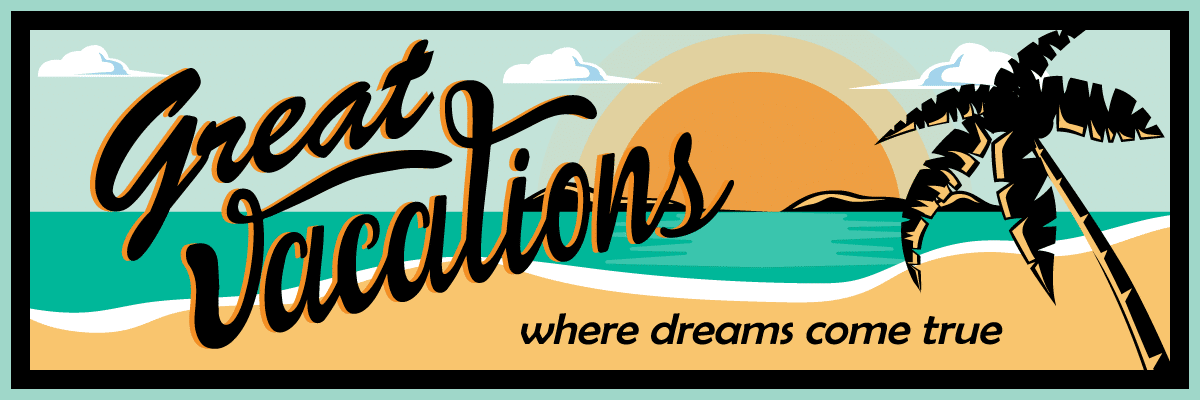 Great Vacations Logo